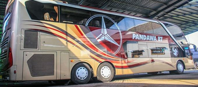 Update Harga Tarif Tiket Sleeper Bus Jakarta Surabaya Daftar Harga Tarif