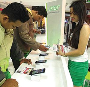 Harga dan Spesifikasi Smartphone Acer Liquid E3