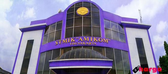 STMIK AMIKOM Yogyakarta - profilkampus.com