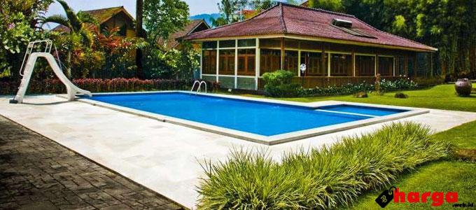 Harga Sewa Villa Dan Hotel Di Kawasan Puncak Bogor Sekitarnya