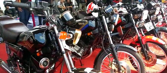 Yamaha, merek, sepeda motor, bekas, produk, baru, harga, tipe, model, skuter, moped, sport bike, situs, pembayaran, sistem, kredit, showroom
