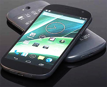 YotaPhone 2, Ponsel Rusia Dual Screen