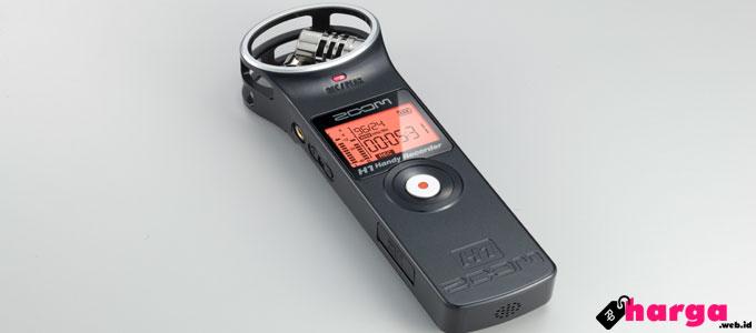 Spesifikasi Dan Harga Terbaru Zoom H1 Handy Recorder Daftar